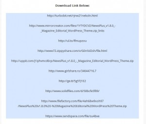 nulled scripts cryptoPHP infections scam site screenshot