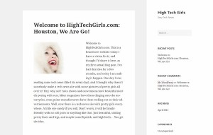 twenty-fifteen WordPress Child Theme screenshot